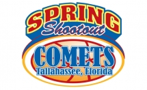 Spring Shootout Comets Basketball