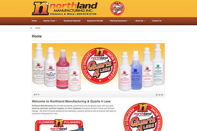 Northland Manufacturing Cleaners & More